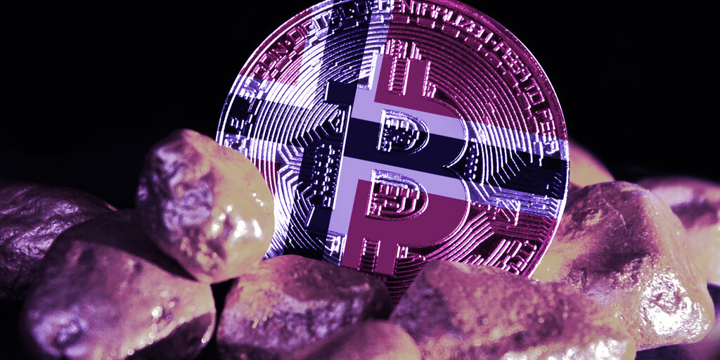 Bitcoin 'Far too Costly' for Cashless Society: Norge Bank Governor