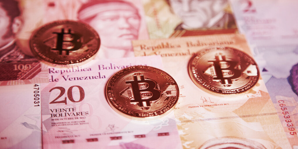 Venezuelans Can Now Buy Crypto With State Stimulus Checks