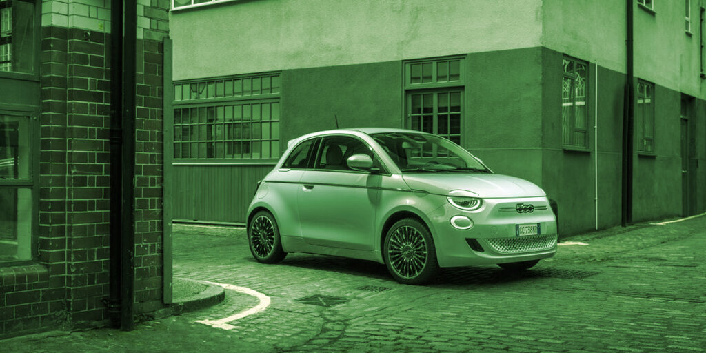 New Fiat 500 Will Pay You Crypto for 'Sustainable' Driving