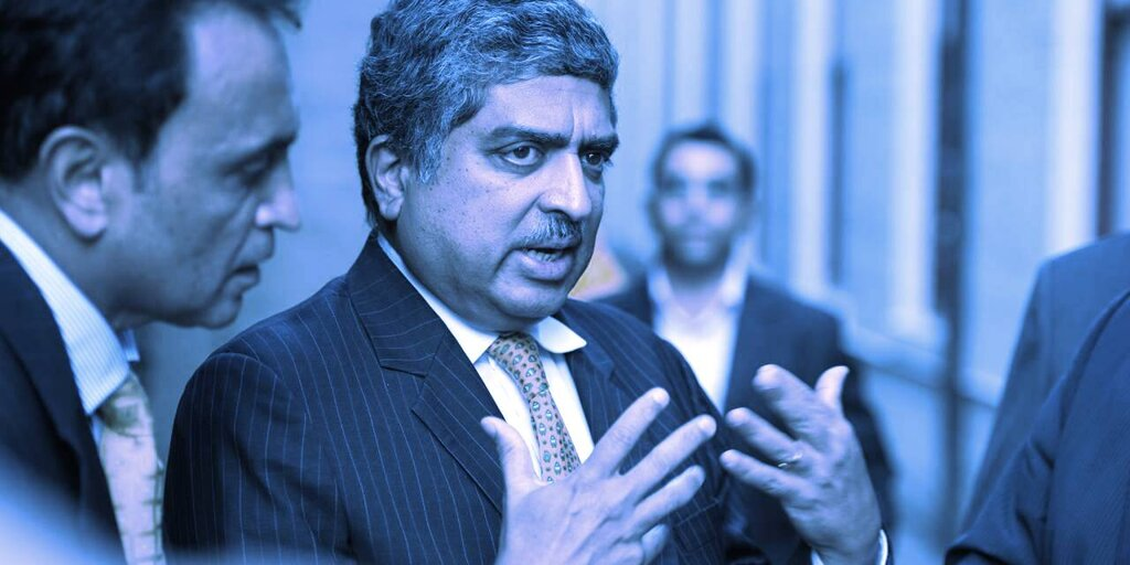 Infosys Co-Founder Nilekani: 'Crypto Too Energy Intensive for Payments'