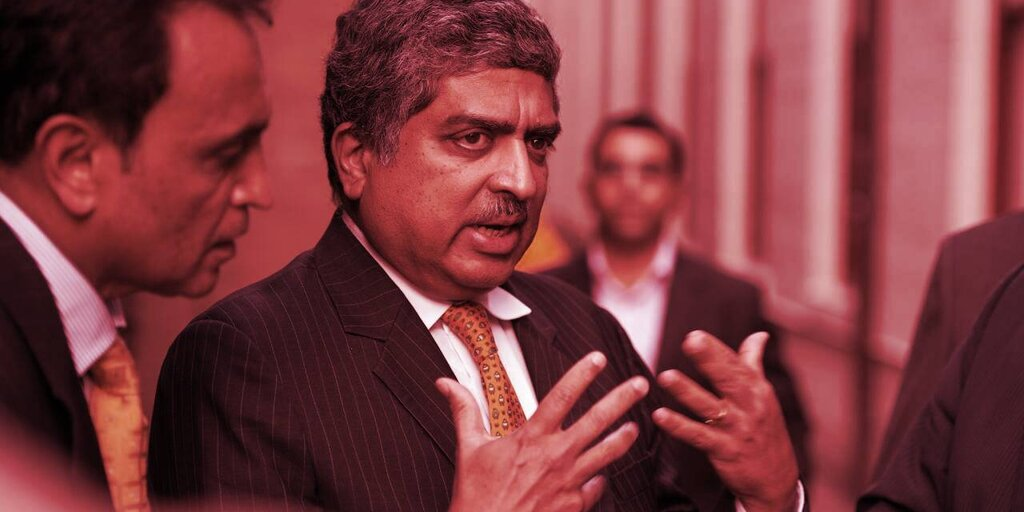 Billionaire Nandan Nilekani: Indians Should Be Allowed to Own Crypto