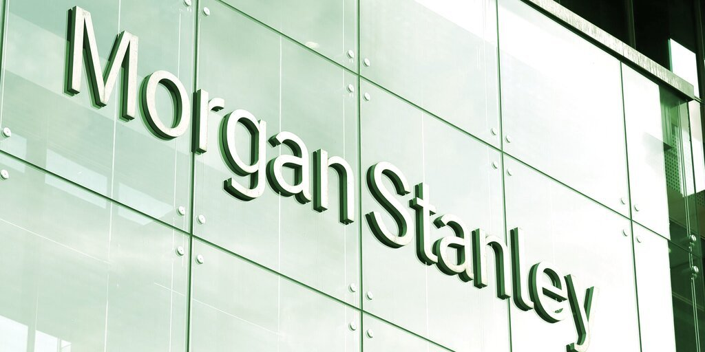Morgan Stanley, Blockchain Capital Lead $48M Investment in Crypto Firm Securitize