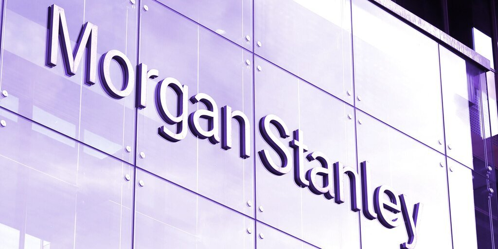 Morgan Stanley Will Offer Investors Access to Bitcoin Funds