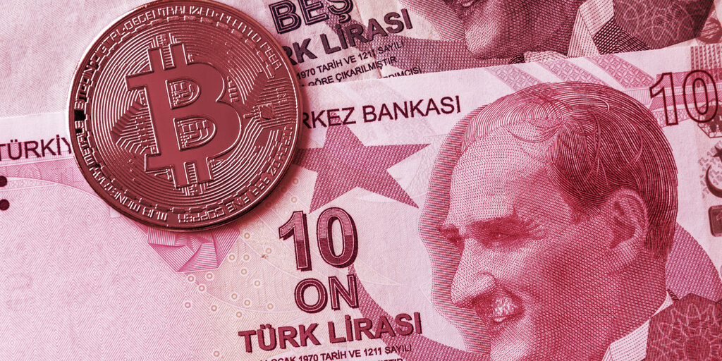 Turkish Crypto Exchanges Must Report Anyone Trading Over $1,200 to Gov