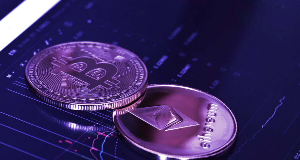Bitcoin Down 10%, Ethereum Down 15% Over Past 7 Days