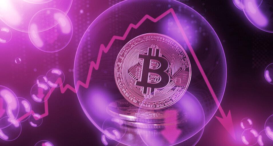 Bitcoin Plummets Below $40K for First Time Since February