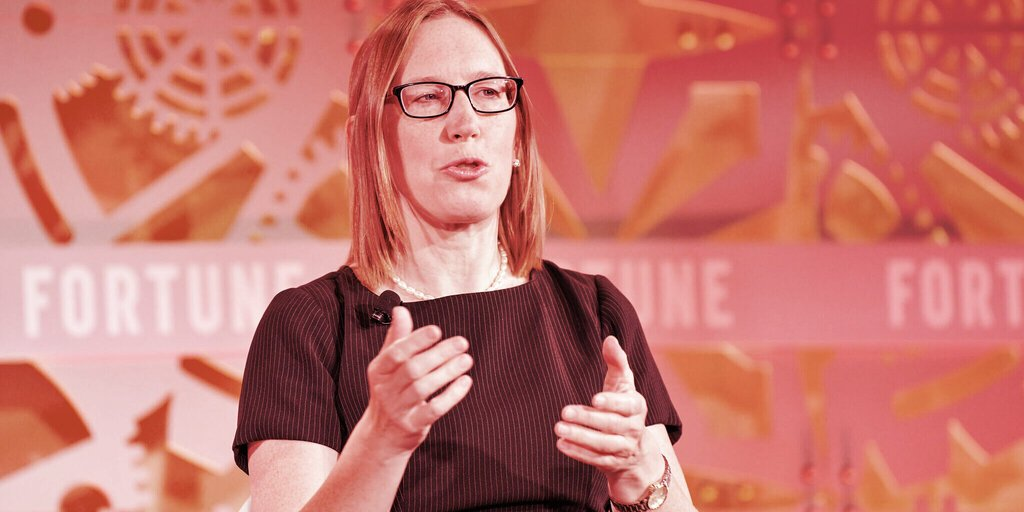 SEC's Hester Peirce Floats Revised Crypto Safe Harbor Rules