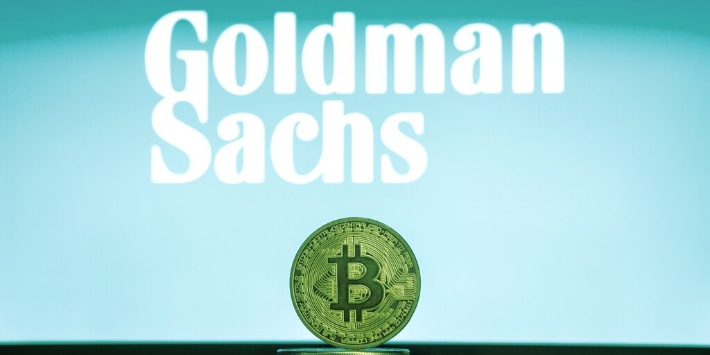Goldman Sachs: 18% of World's Super Rich See Crypto as Inflation Hedge