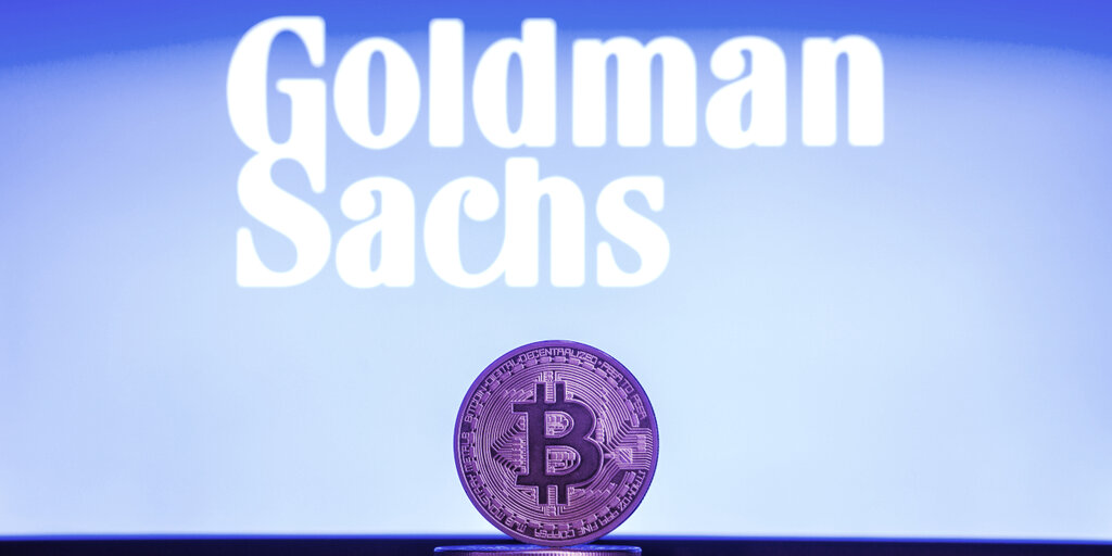 Goldman Sachs Keeping Close Eye on Bitcoin: CEO