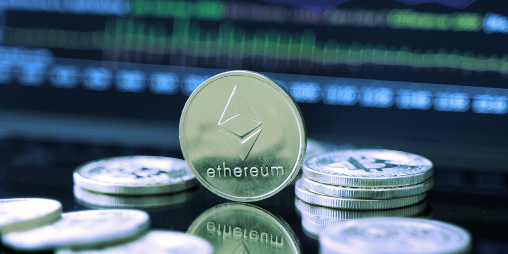 Ethereum Price Closes April Above Record High of $2,800