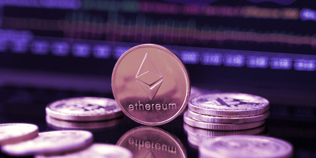 Ethereum Jumps 8% as Price Approaches $4,000 Barrier