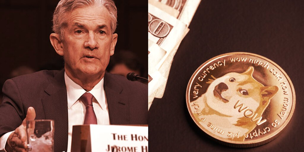 Crypto Traders Have the Fed Talking About Dogecoin