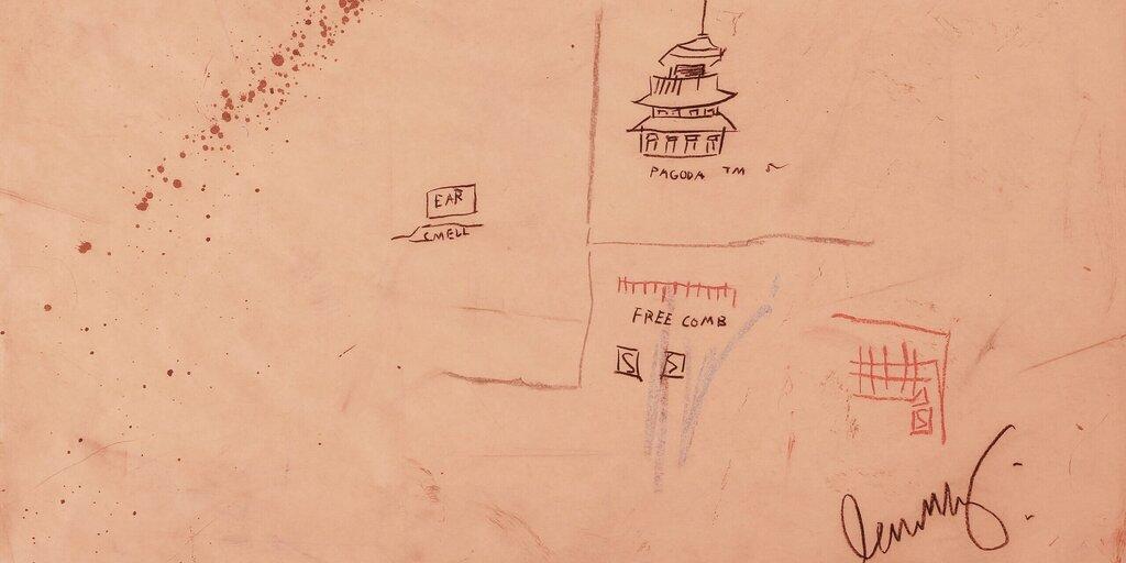 Jean-Michel Basquiat Estate Squashes Fake NFT Auction