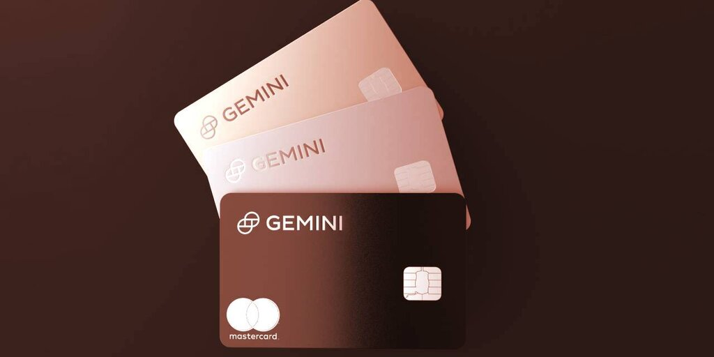 Gemini's Crypto Mastercard Set to Be Unwrapped This Summer