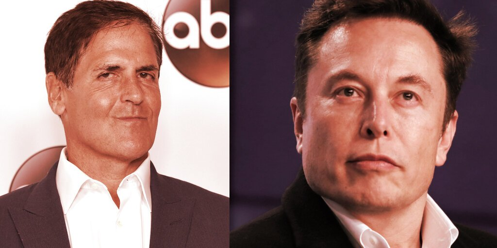 Mark Cuban One Ups Elon Musk: Mavs to Hold Dogecoin on Balance Sheet
