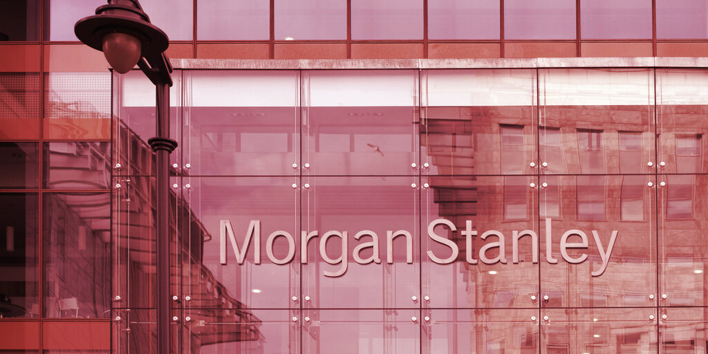 Morgan Stanley Set to Expand Bitcoin Fund Options