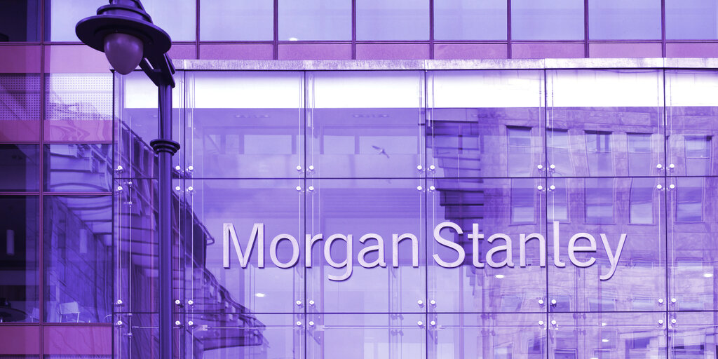 Morgan Stanley Details Bitcoin Exposure Plans in SEC Filings