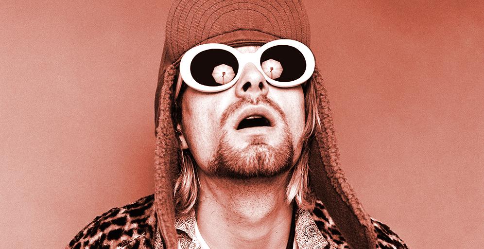 Kurt Cobain's Final Nirvana Photoshoot to be Released as NFTs