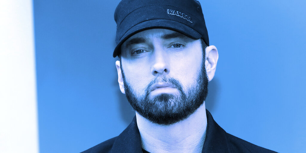 Eminem partners with Gemini's Nifty Gateway to Launch his First NFT