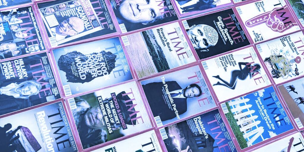 TIME Magazine Planning NFTs Around Subscriptions, 'Unique' Access