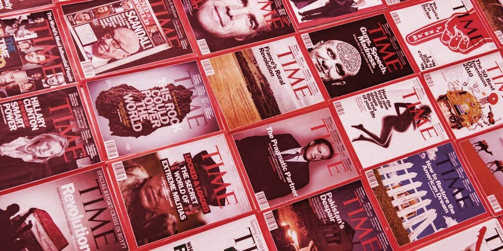 TIME Magazine Now Accepts Crypto for Digital Subscriptions