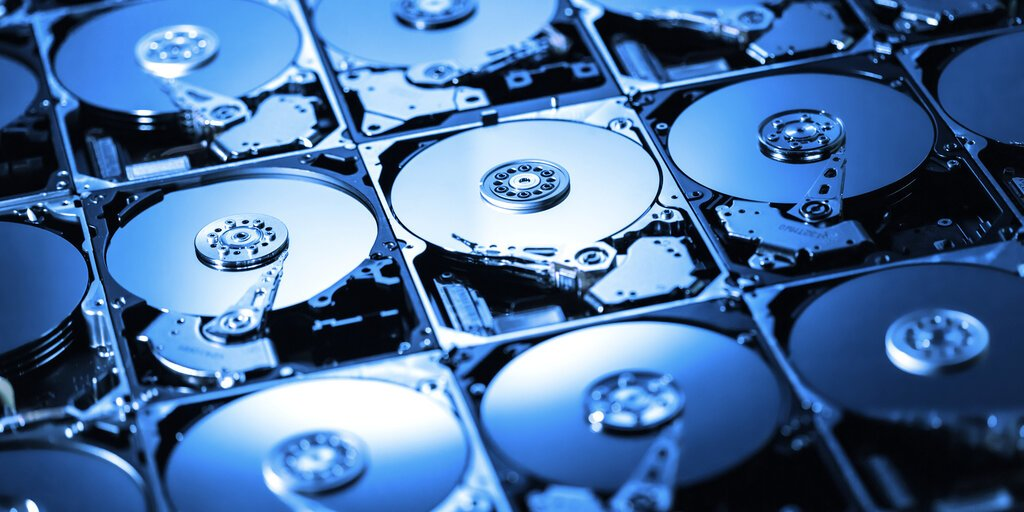 Chia Cryptocurrency Pumps Hard Drive Manufacturers' Stocks