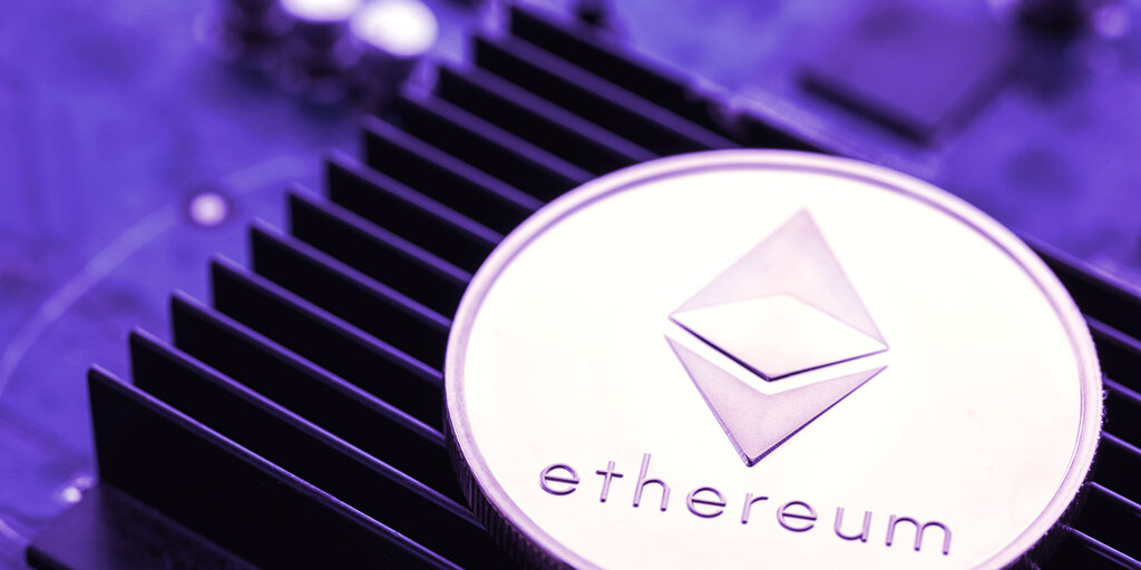 Ethereum Transaction Fees Hit Lowest Levels Since January