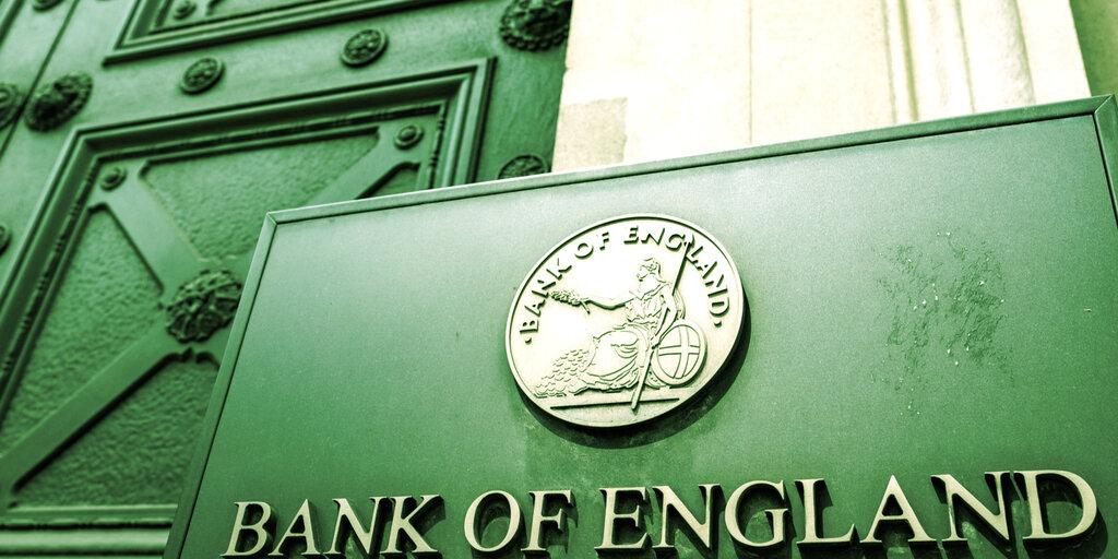 UK Central Banker Deems Crypto 'Dangerous' Amid Wider Calls for Regulation