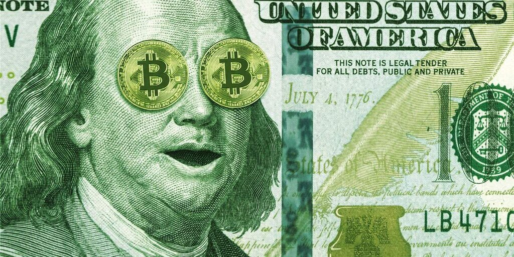Can Bitcoin Replace the US Dollar as the World's Global Reserve Currency?