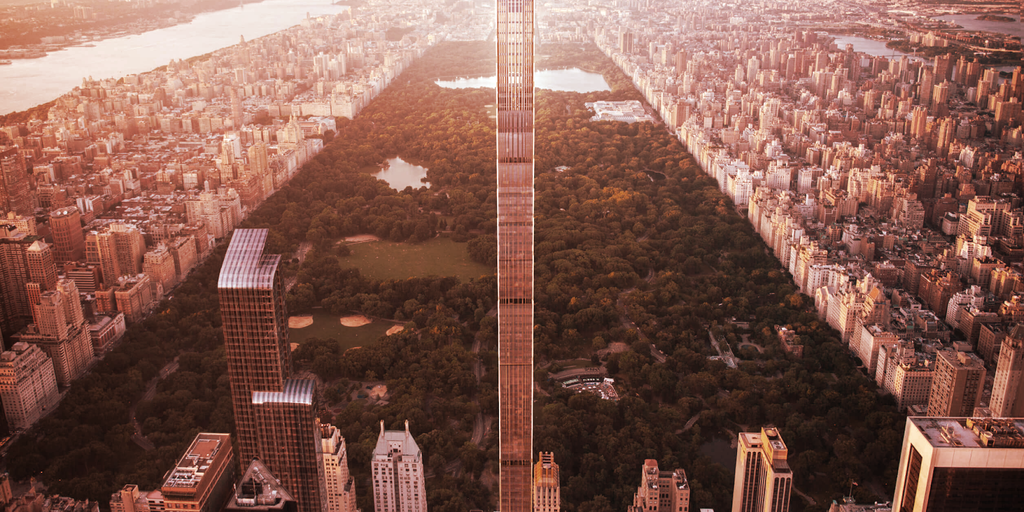 Guggenheim Co-founder Wants to Build a 'Blockchain Tower' in NYC with an NFT Museum