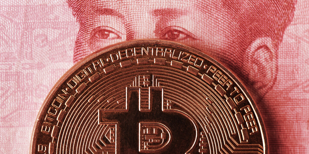 China's Traders Aren't Concerned With the Government's Crypto Crack Down