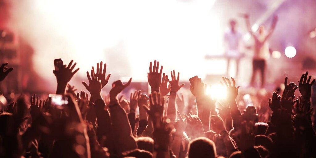 Live Nation Wants To Turn Concert 'Magic Moments' Into NFTs
