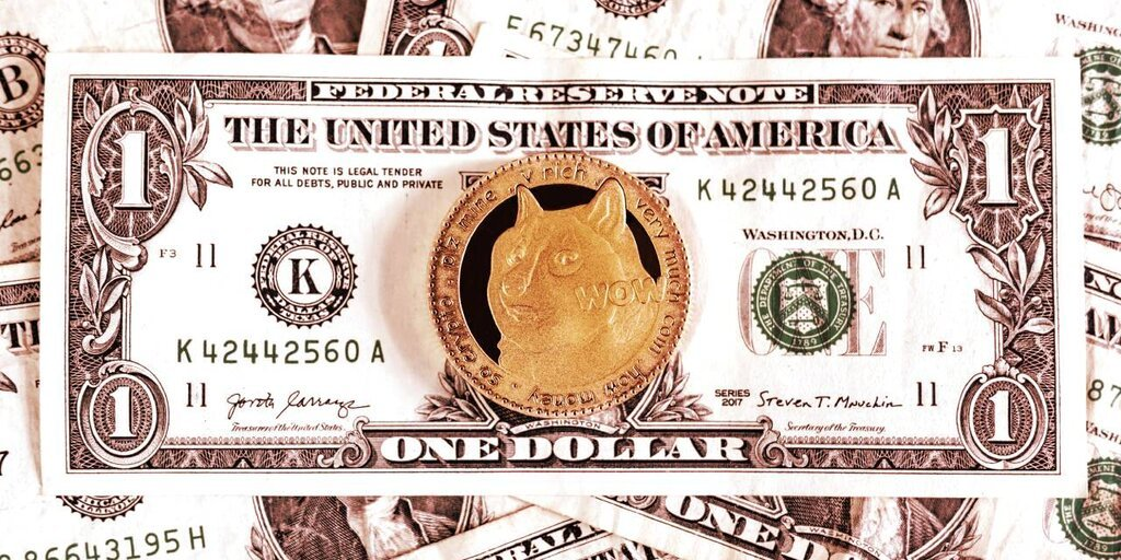 Federal Reserve Is 'Dogecoining the US Dollar': Rep. Davidson