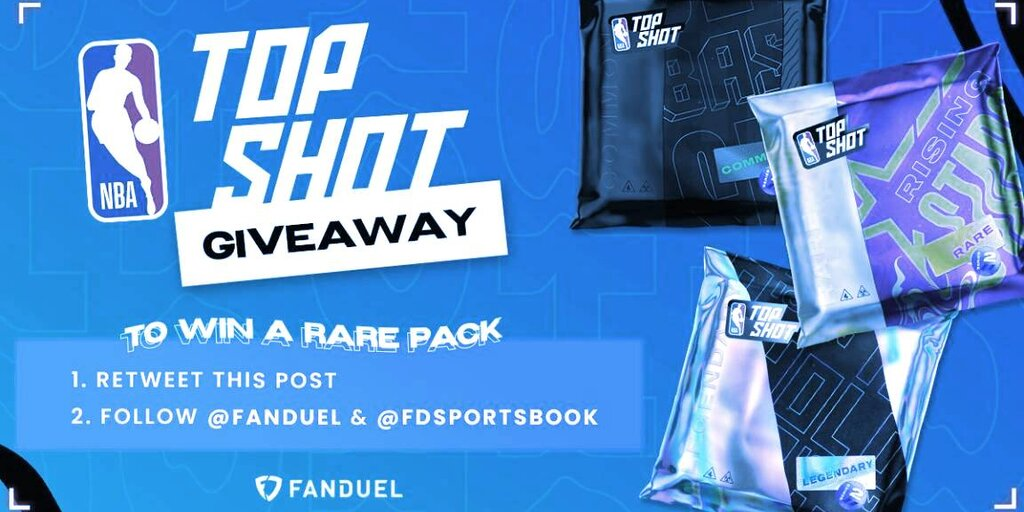 FanDuel Says NBA Contest with Top Shot NFT Prizes Was a Hit, Plans More Crypto Prizes