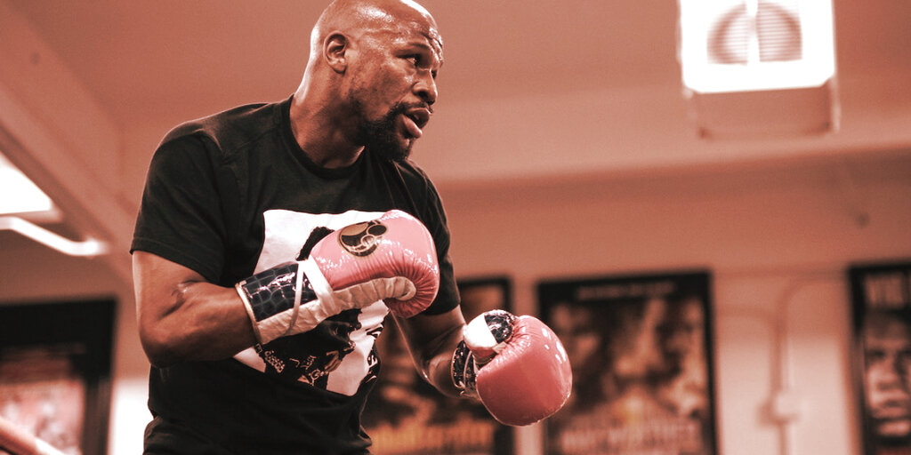 Floyd Mayweather Steps Into the NFT Ring
