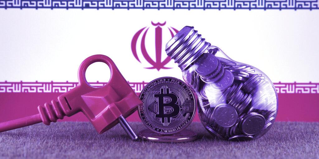 Iran Bans Bitcoin Mining to Avoid Summer Power Blackouts