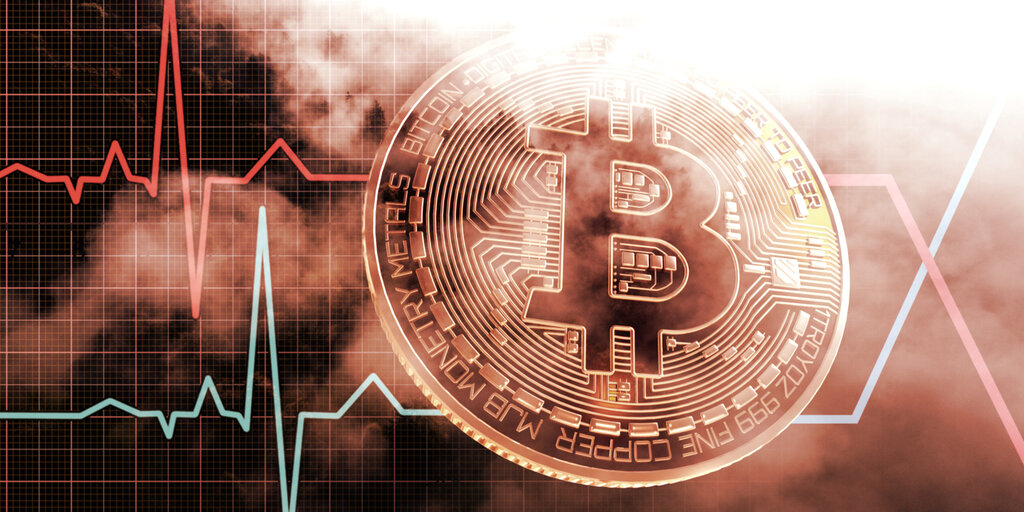 Crypto Market Cap Sinks Below $1.5T as BTC and ETH Continue to Crash