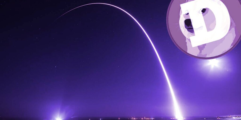 Elon Musk's SpaceX Launching Dogecoin Moon Mission