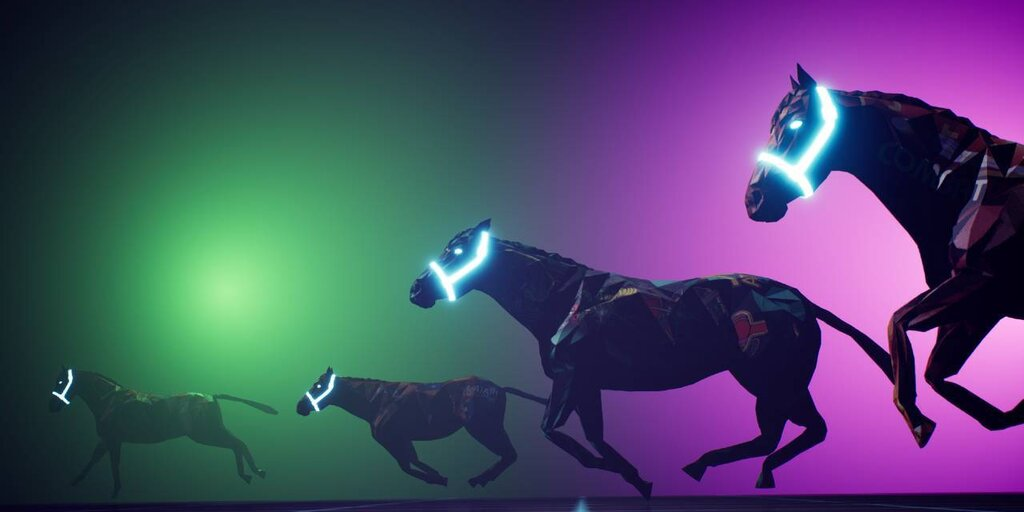 From Neigh to Zed: How Digital Horse Racing Became an NFT Favorite