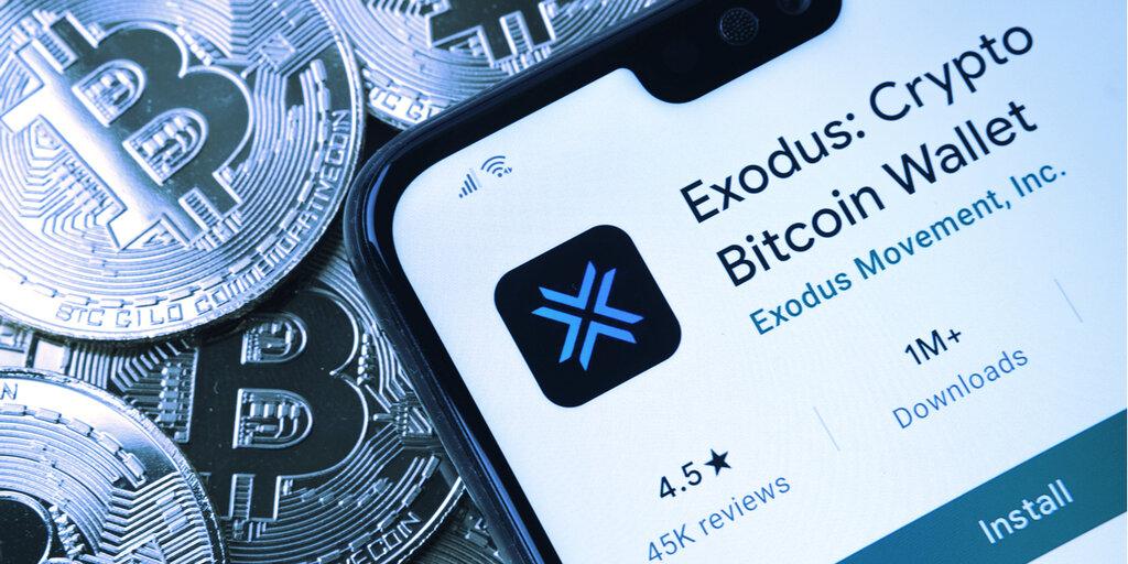 Bitcoin Wallet Exodus to Tokenize $75 Million in Company Stock on Algorand