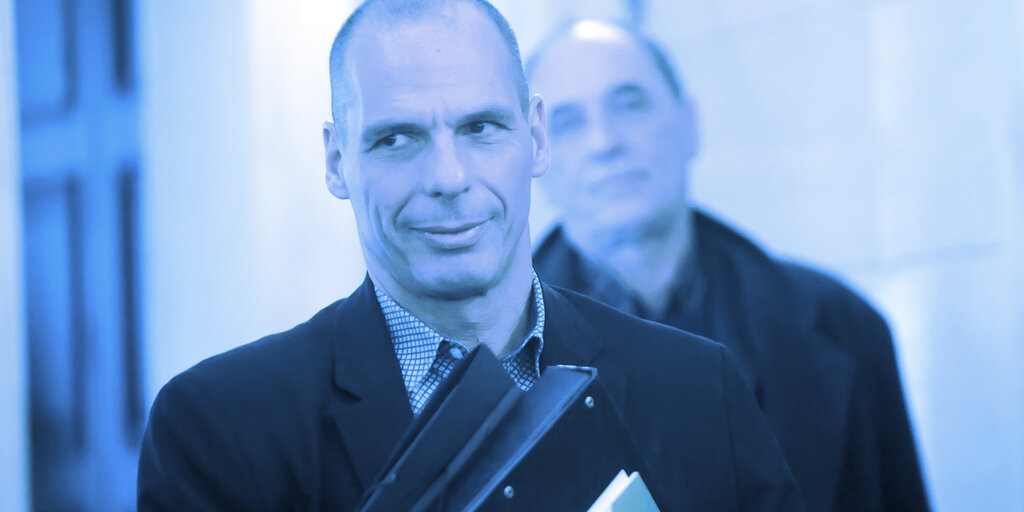 Bitcoin Creates 'Feudalism': Yanis Varoufakis