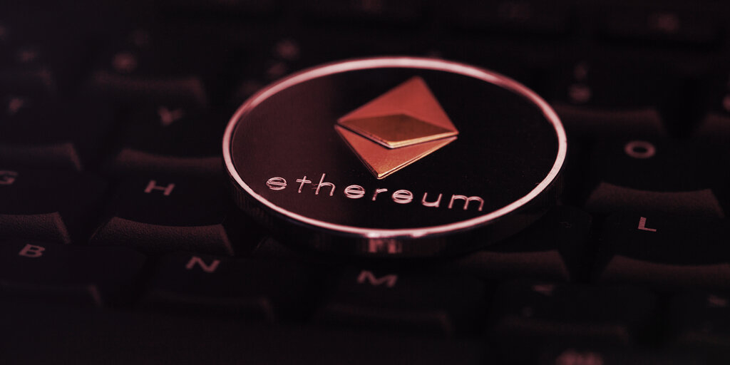 Ethereum Gas Fees are the Lowest They've Been in 6 Months