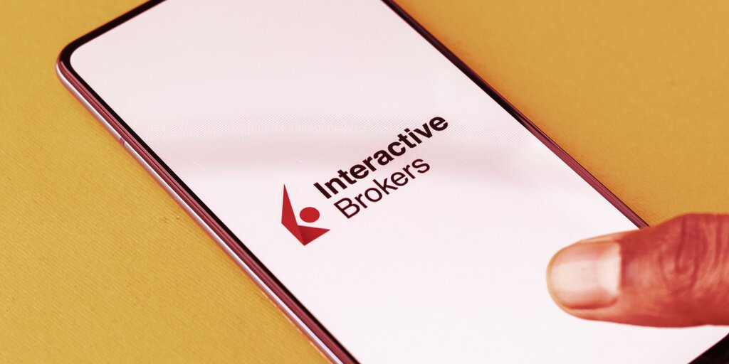 Interactive Brokers Group Launches Crypto Trading for US Financial Advisors
