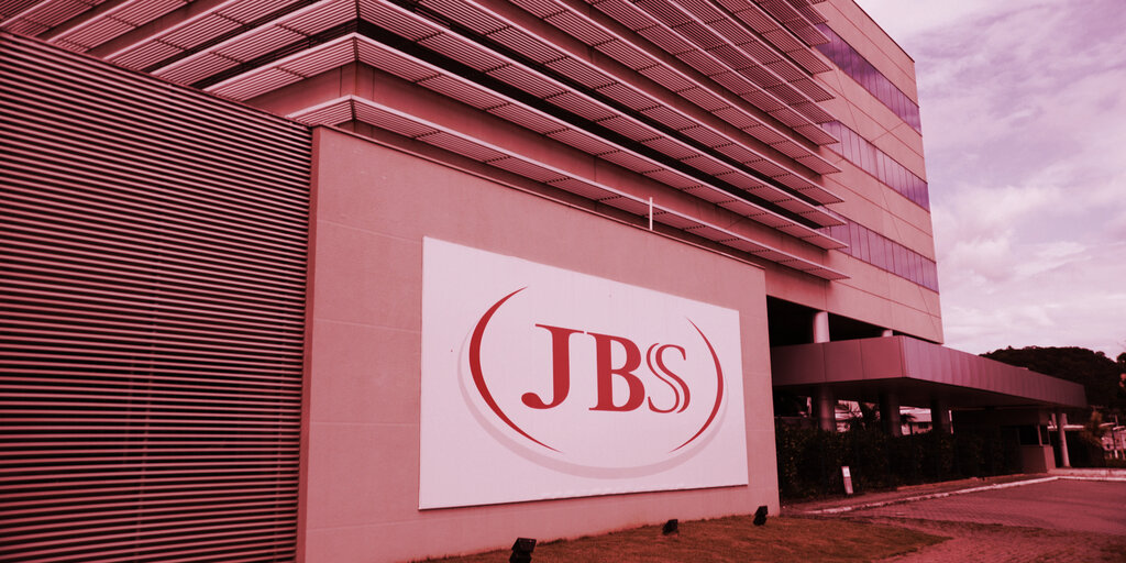 JBS Paid $11 Million in Bitcoin To Ransomware Criminals