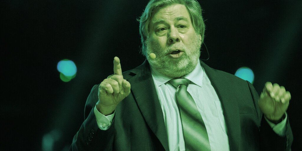 Apple Co-Founder Steve Wozniak's Lawsuit Over YouTube Bitcoin Scams Dismissed