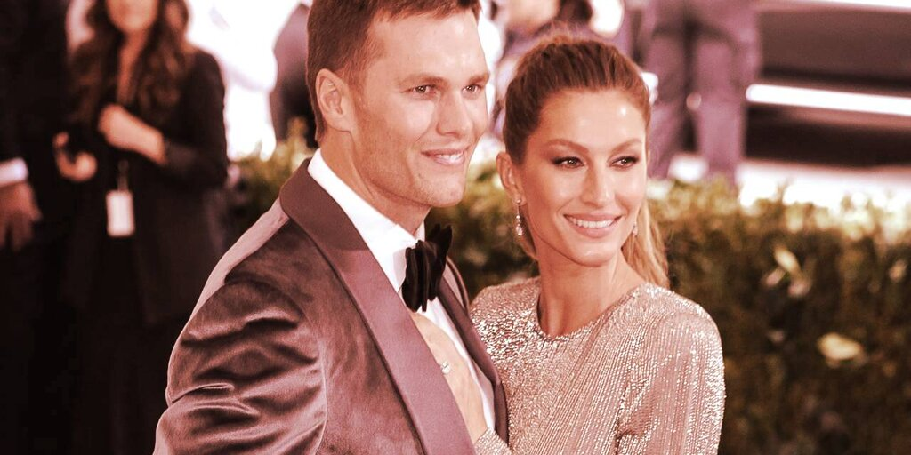 Tom Brady and Gisele Bündchen Invest in Crypto Exchange FTX