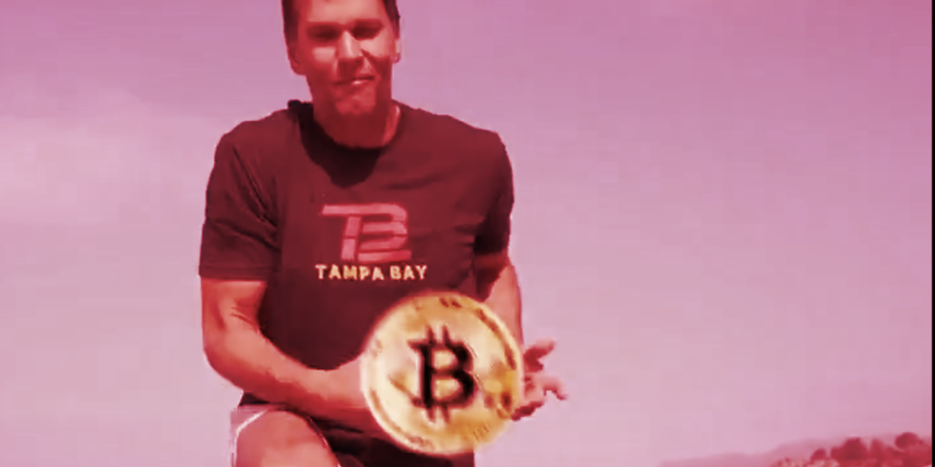 Tom Brady: 'I Want to be a Pioneer' in Crypto