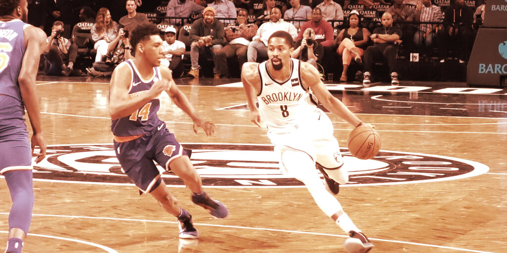 NBA's Spencer Dinwiddie Says Crypto App Calaxy Can Compete with Cameo, OnlyFans
