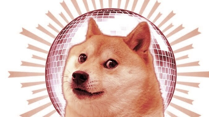 Dogecoin Partygoers Dance For Free DOGE at Million Doge Disco