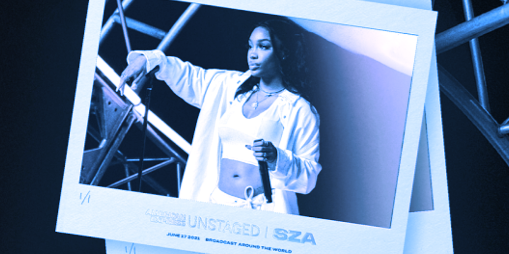 American Express Offering SZA NFTs to Cardholders Only